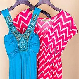 Flowing Favorites: Plus-Size Dresses