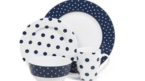 Set Your Table with Designer Dinnerware