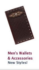 Mens Wallets and Accessories