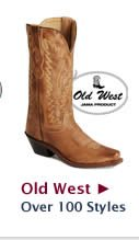All Womens Old West Boots on Sale