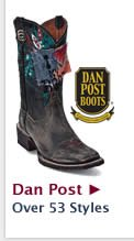 All Womens Dan Post Boots on Sale