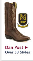 All Mens Dan Post Boots on Sale