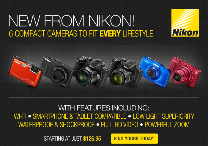 Nikon New Release