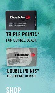 Earn Double/Triple Rewards Points*