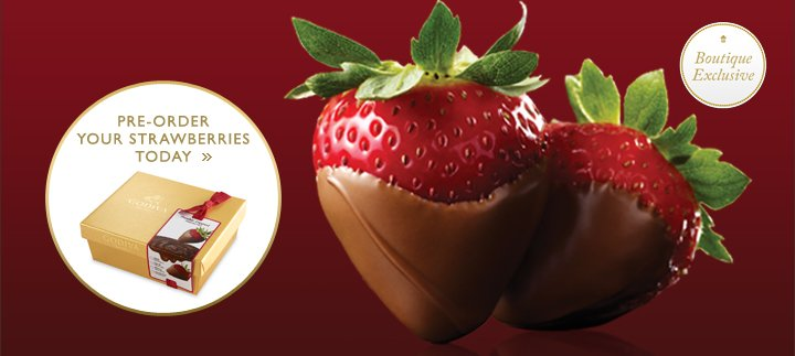 Pre Order Your Strawberries Today