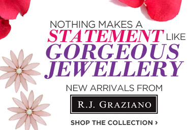 NEW ARRIVALS FROM R.J. GRAZIANO