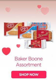 Baker Boone Assortment