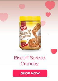 Biscoff Spread Crunchy