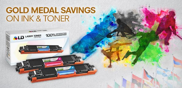 Gold Medal Savings on Ink and Toner