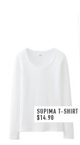 WOMEN LONG SLEEVE SUPIMA