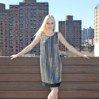 Genuine Like-New Vera Wang Lavender Dress