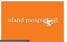 Island Passport Designer Clearance
