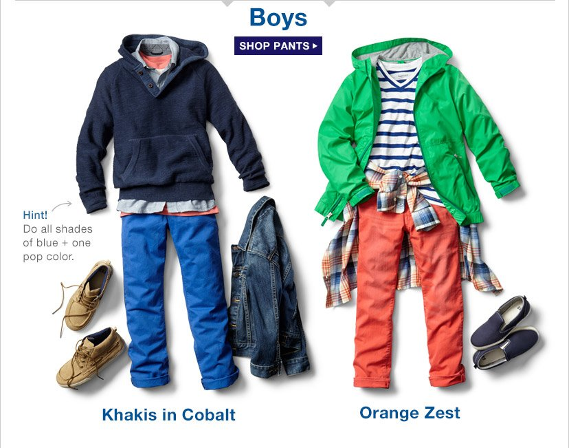 Boys | SHOP PANTS