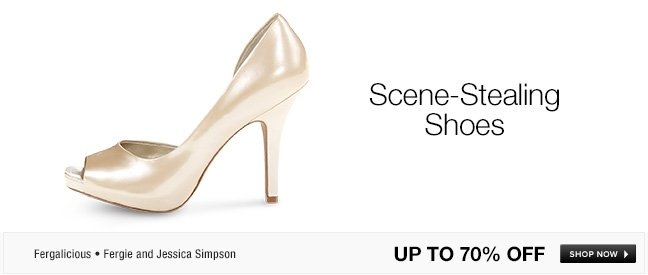 Scene-Stealing Shoes