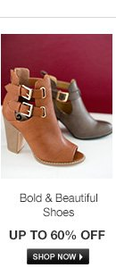 Bold and Beautiful Shoes