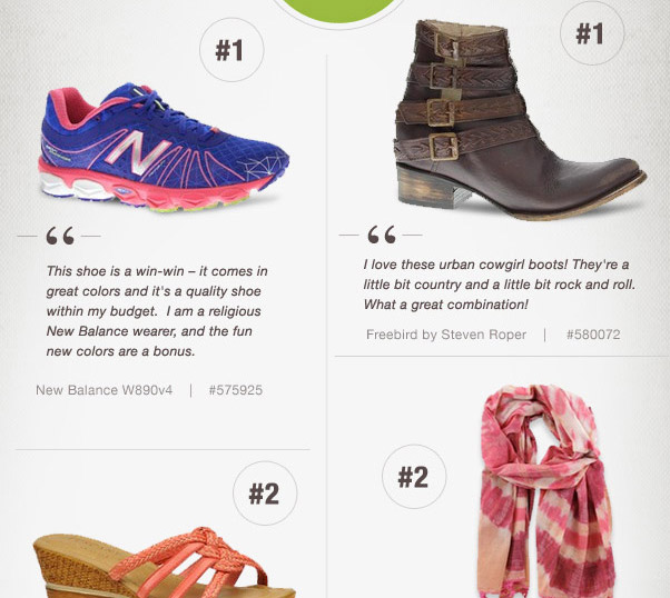 Check Out Our Top Spring Picks!