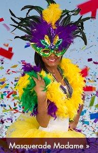 masquerade Madame