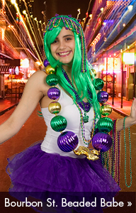 Bourbon St. Beaded Babe