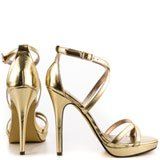 Tarten - Gold Metallic PU