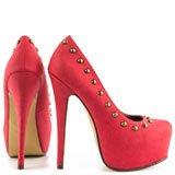 Liza - Red PU