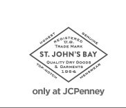 ST JOHN'S BAY only at JCPenney