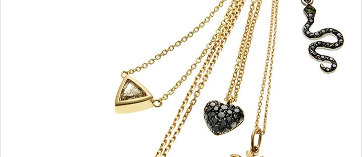 These wear-everyday charms might just be your new talismans...