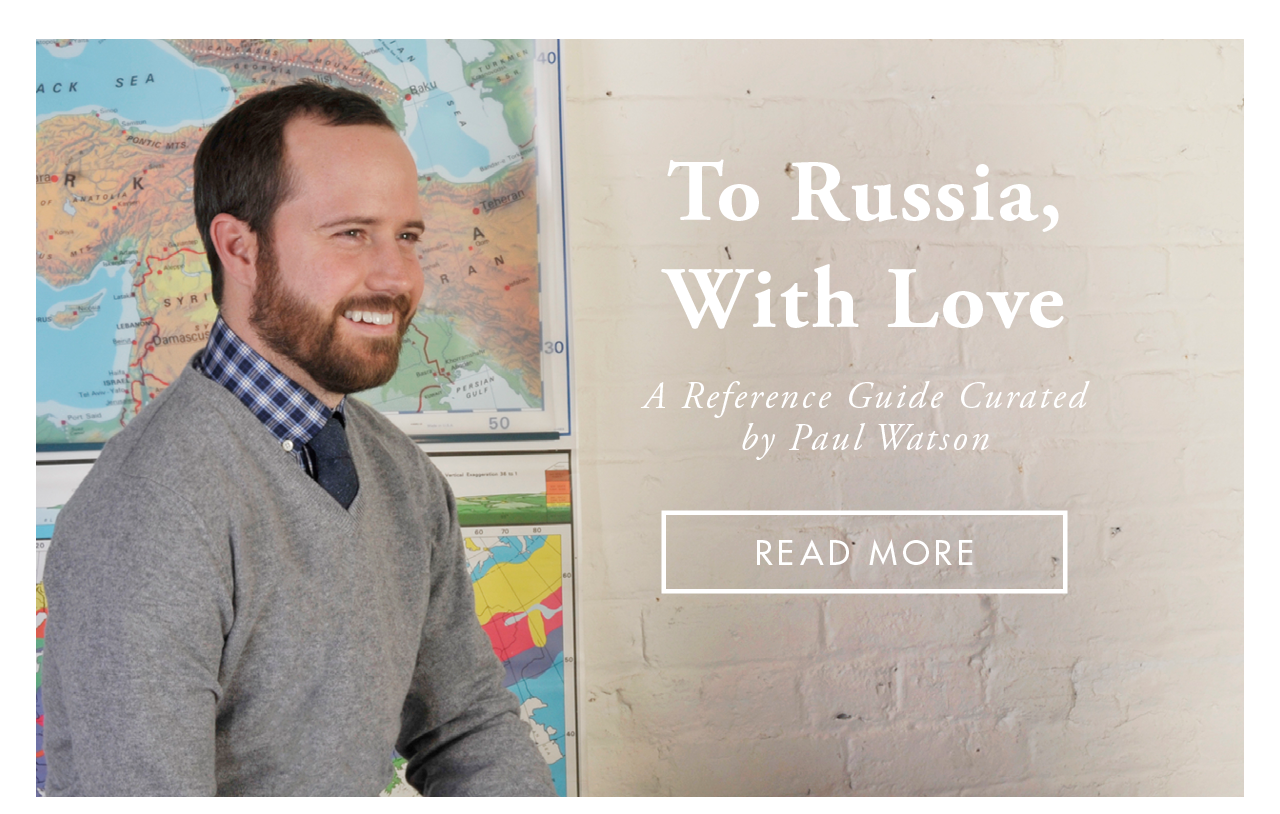 To Russia, With Love