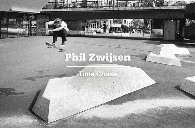 Phil Zwijsen - Time Chase