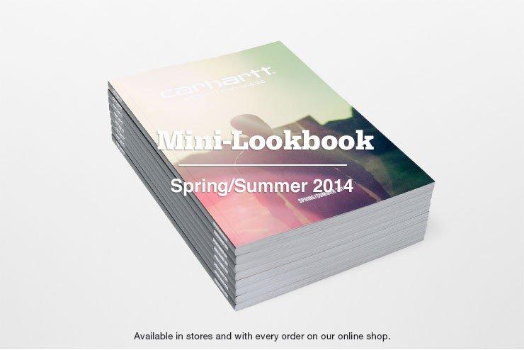 Mini-Lookbook Spring/Summer 2014