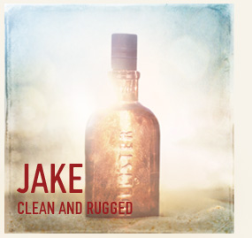 JAKE CLEAN AND RUGGED