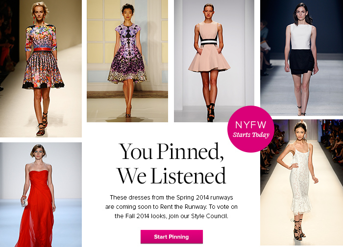 Join Our Style Council - Start Pinning