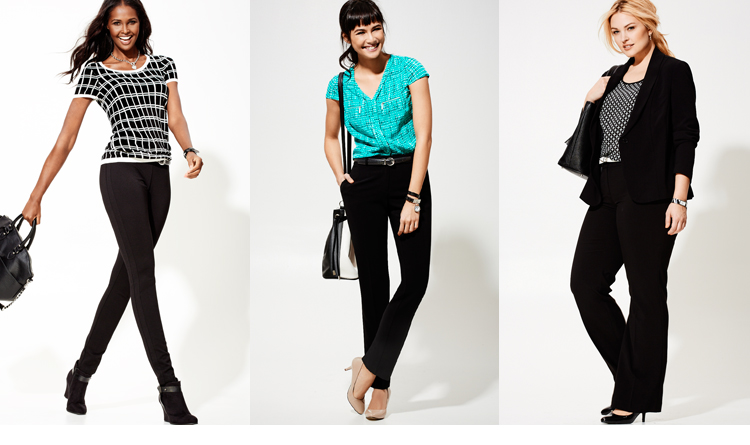 Wear The Pants… and Look Fabulous! Pants and jeans in all styles, shapes and sizes. Shop Women