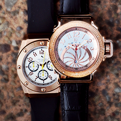 Quartz Movement Watches by KC, Strumento Marino, Seiko & more