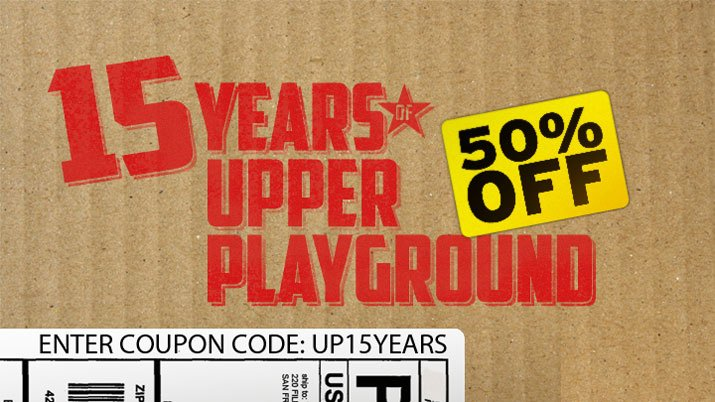 15 Years of UP SALE