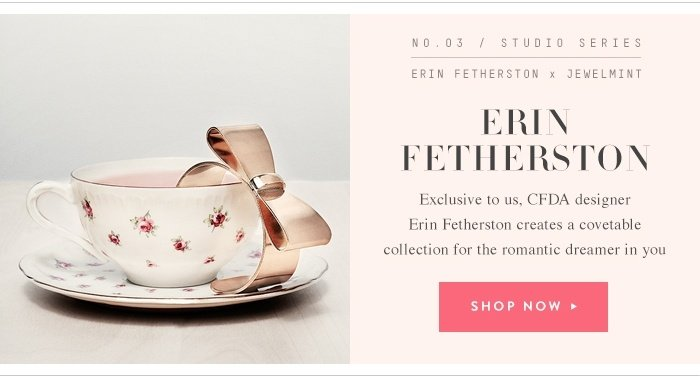 Erin Fetherston Shop Now
