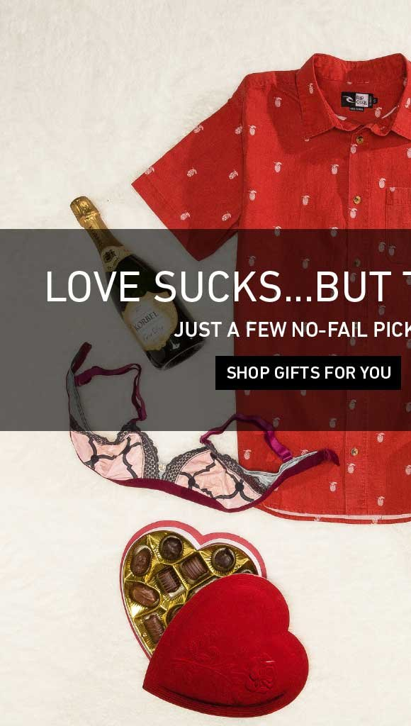 Shop V-Day Gifts for Her