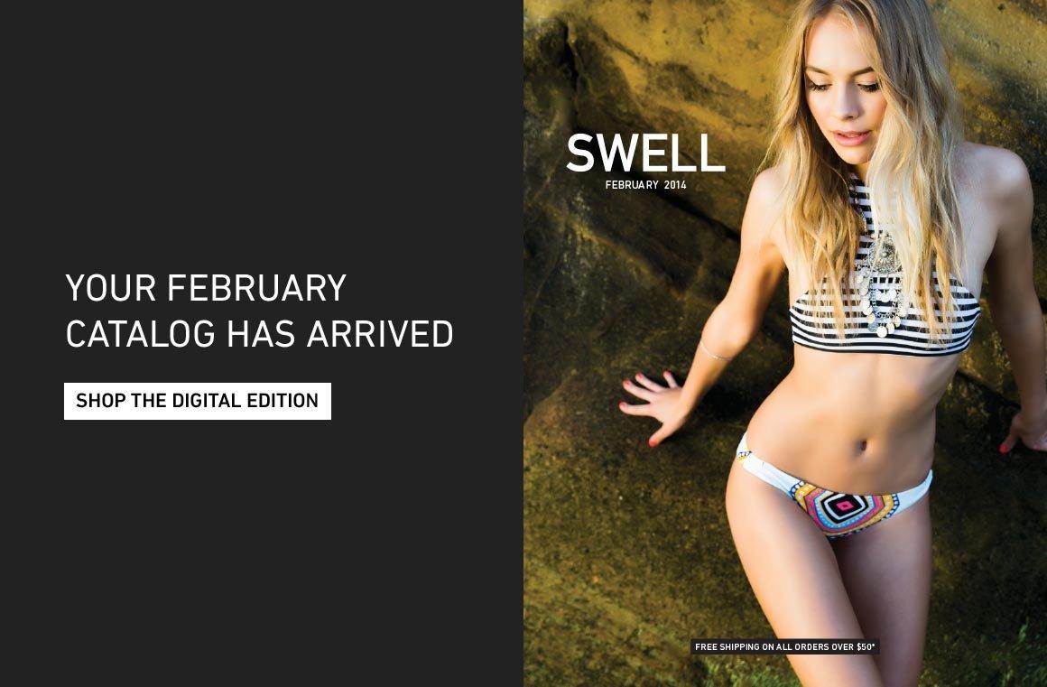 Shop The February Catalog Digital Edition
