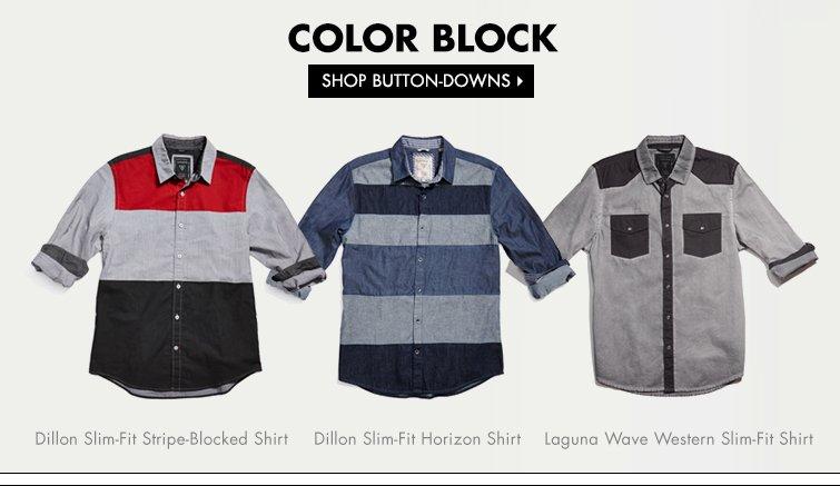 SHOP BUTTON-DOWNS>