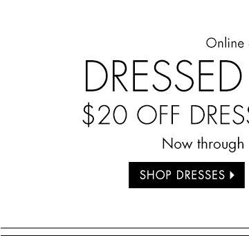 SHOP DRESSES>