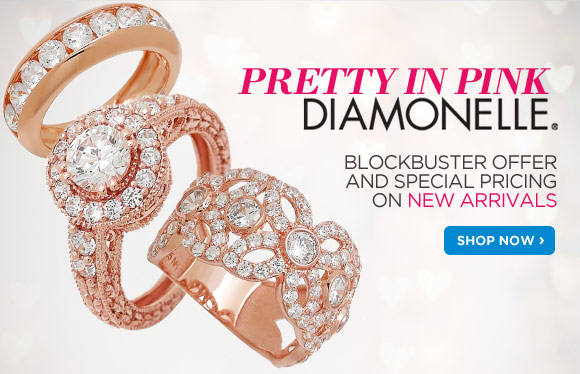 PRETTY IN PINK DIAMONELLE