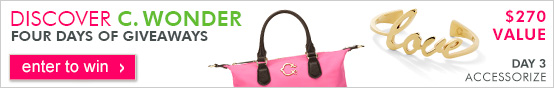 Discover C. Wonder - $270 value