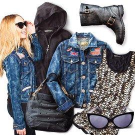 Style Guide: Fashion Rebel