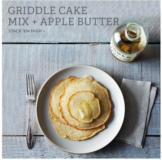 Griddle Cake Mix