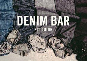 Shop Find Your Fit: Goodale Denim