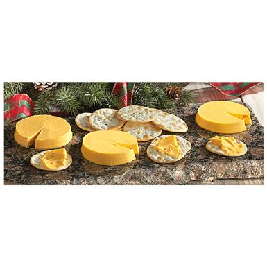 Wild Game Cheese Crock Sampler