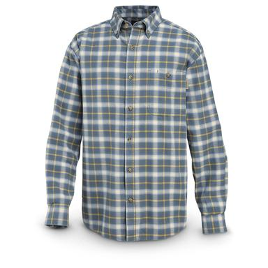 Wolverine® Landon Long-sleeved Plaid Shirt