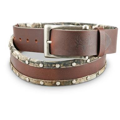 Bone Collector® Rivet Camo Belt