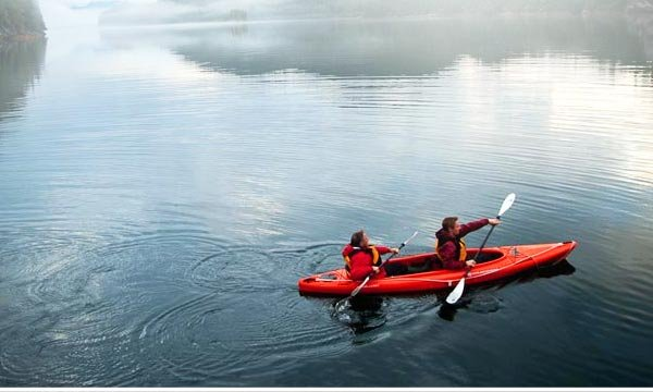 Make the most of every minute, whether you're kayaking in a mountain lake or just walking along your home river. We have what you need to get out and stay out in comfort and style.