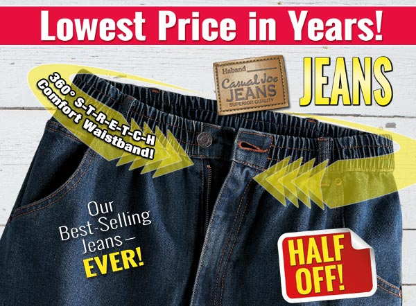 Lowest Price in Years!