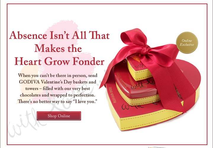 Absence Isn't All That Makes the Heart Grow Fonder | Shop Online
